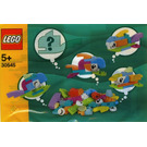 LEGO Fish Free Builds - Make It Yours Set 30545
