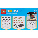 LEGO Fish Tank Set 3850061 Instructions