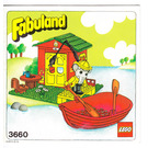 LEGO Fisherman's Wharf Set 3660 Instructions