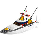 LEGO Fishing Boat Set 4642