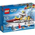 LEGO Fishing Boat Set 60147 Packaging