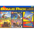 LEGO Five Set Bonus Pack 1967-1