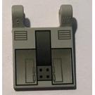 LEGO Flag 2 x 2 with Bomb Bay Door (2335)