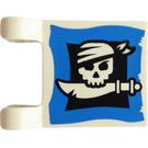LEGO Flag 2 x 2 with Skull and Cutlass (2335)