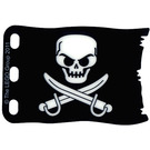 LEGO Flag with Black Pearl Decoration (98800)