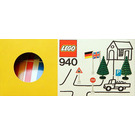 LEGO Flags, Signs and Trees Set 940