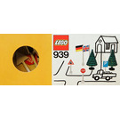 LEGO Flags, Trees and Road Signs Set 939