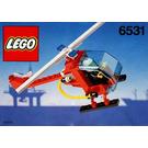 LEGO Flame Chaser Set 6531