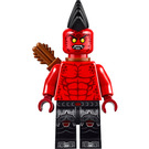 LEGO Flame Thrower Minifigure