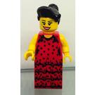 LEGO Flamenco Dancer Minifigure