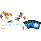 LEGO Flaming Claws Set 70150