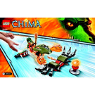 LEGO Flaming Claws Set 70150 Instructions