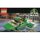 LEGO Flash Speeder Set 7124