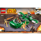 LEGO Flash Speeder Set 75091 Instructions