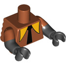 LEGO Flashback Garmadon Minifig Torso (973 / 34777)