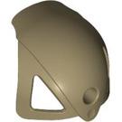 LEGO Flat Dark Gold Curved Shoulder Armor (43559)