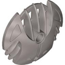 LEGO Flat Silver Bohroks Shield with Turbine (45274)