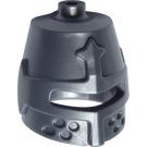 LEGO Flat Silver Knight's Helmet (89520)