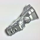 LEGO Flat Silver Leg Armor (87798)