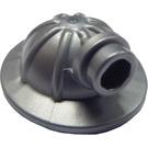 LEGO Flat Silver Minifigure Mining Helmet (98289)