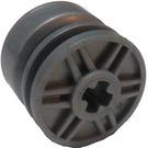 LEGO Flat Silver Wheel Rim Ø18 x 14 with Axle Hole (55982)