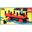 LEGO Flat Wagon Set 166-1