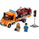 LEGO Flatbed Truck Set 60017