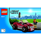 LEGO Flatbed Truck Set 60017 Instructions