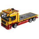LEGO Flatbed Truck Set 8109