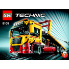 LEGO Flatbed Truck Set 8109 Instructions