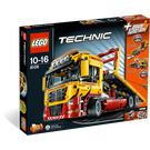 LEGO Flatbed Truck Set 8109 Packaging