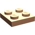 LEGO Flesh Plate 2 x 2 (3022)