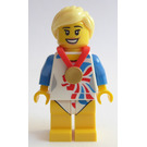 LEGO Flexible Gymnast Minifigure
