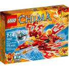 LEGO Flinx's Ultimate Phoenix Set 70221 Packaging