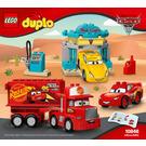 LEGO Flo's Café Set 10846 Instructions
