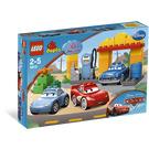 LEGO Flo's V-8 Cafe Set 5815 Packaging