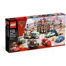 LEGO Flo's V8 Cafe Set 8487 Packaging