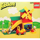 LEGO Flour Mill and Shop Set 3679