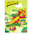 LEGO Flour Mill and Shop Set 3679 Instructions