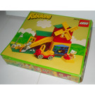 LEGO Flour Mill and Shop Set 3679 Packaging