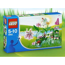 LEGO Flower Fairy Party Set 5862 Packaging