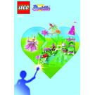 LEGO Flower Fairy Party Set (Blue Box) 5862-1 Instructions