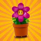 LEGO Flower Pot Girl Set 71021-14
