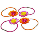 LEGO Flowered Hair Bands Set 7505