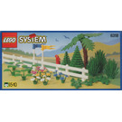 LEGO Flowers, Trees and Fences Set 6318 Packaging
