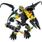 LEGO FLYER Beast vs BREEZ Set 44020