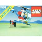 LEGO Flyercracker USA Set 1974-2
