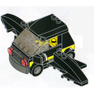 LEGO Flying Batmobile Set TRUBATMOBILE
