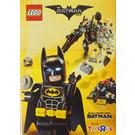 LEGO Flying Batmobile Set TRUBATMOBILE Instructions