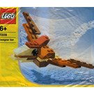 LEGO Flying Dino Set 7209